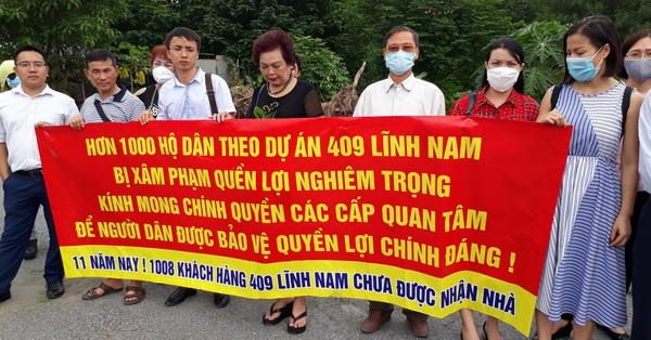 Hà Nội: Chủ đầu tư đi tù, 1.008 gia đình khốn khổ chờ đợi hơn 1 thập kỷ mà nhà vẫn chỉ là bãi cỏ hoang, có người đã khuất vì quá uất ức
