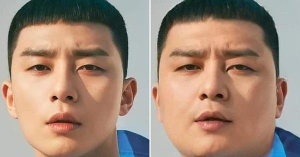 Phì cười trước loạt ảnh các mỹ nam Hàn trong phiên bản