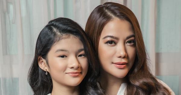 Bất ngờ với ảnh cận cảnh mới của Bảo Tiên - con gái 12 tuổi nói được 3 thứ tiếng của Trương Ngọc Ánh và Trần Bảo Sơn