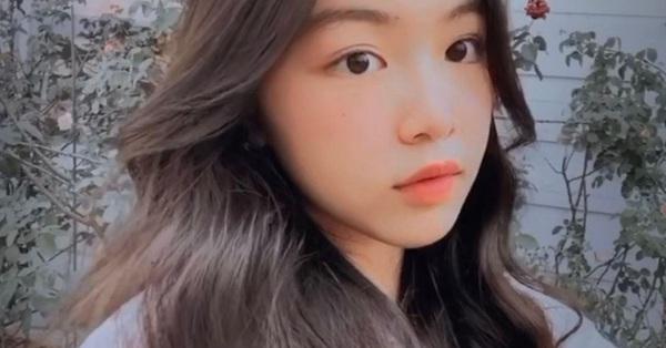 Nhan sắc Thảo Linh - con gái lớn nhà Quyền Linh ngày càng rực rỡ, thu hút vô số fan trên TikTok không thua hot girl nào