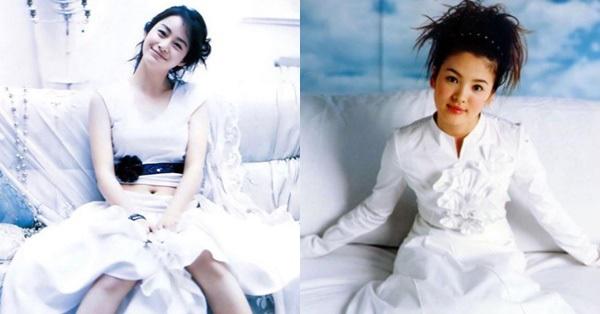 Không ai ngờ rằng trong quá khứ, Song Hye Kyo và Kim Tae Hee từng có