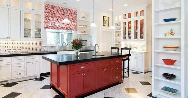 Bí quyết làm mới không gian nấu nướng siêu rẻ siêu đẹp để đón Tết bằng cách rất đơn giản dưới đây