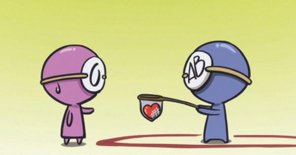 Khám phá phong cách yêu của 4 nhóm máu A - B - AB - O: Ai càng yêu nhiều thì càng hận nhiều?