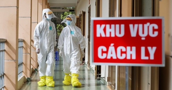 Chiều 21/1, thêm 2 người về từ Mỹ mắc COVID-19, Việt Nam có 1.546 bệnh nhân