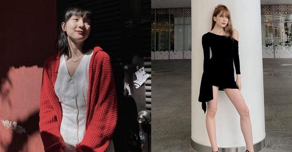 So kè style của Hải Tú và Thiều Bảo Trâm: Bạn gái Sơn Tùng không chỉ