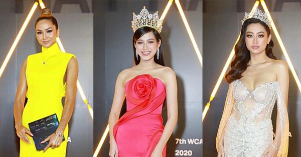 Dàn Hoa hậu đọ sắc
