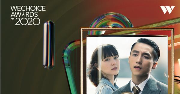 WeChoice Awards 2020: Sơn Tùng M-TP giành chiến thắng với MV đóng cùng Hải Tú