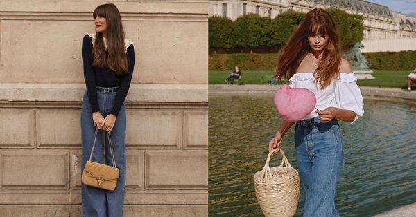 Gái Pháp chẳng thích diện quần skinny, họ chỉ mê mặc nhất 3 mẫu jeans sang xịn và dễ mặc hơn nhiều này