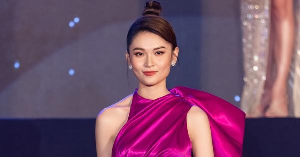 Á hậu Thùy Dung thay liền 2 bộ trang phục lộng lẫy, được Võ Hoàng Yến khen ngợi khi làm MC