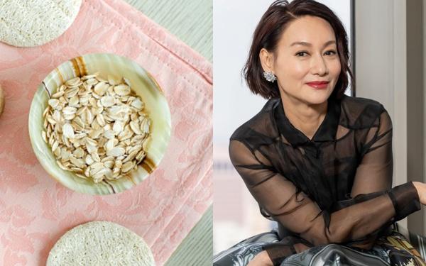 Mỹ nhân Hồng Kông 60 tuổi mà da vẫn đẹp nuột nà: Bí quyết ở 2 nguyên liệu rẻ tiền mà ai cũng có thể học theo