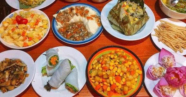 Mai là rằm tháng Chạp và đây là những món ăn trong mâm cỗ cúng mà chị em có thể thao tác theo phong cách eat clean: Quyết tâm healthy thì phải thử luôn!