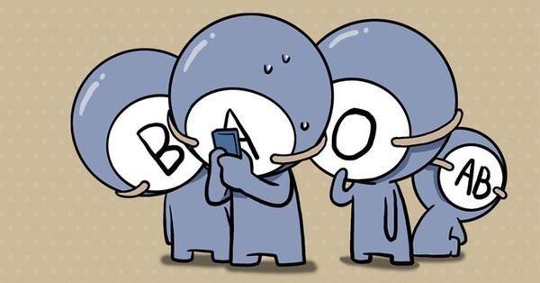 Khám phá tính cách và phong cách sống của từng nhóm máu A - B - AB - O: Người năng động nhiệt tình, người nhút nhát hay lo xa