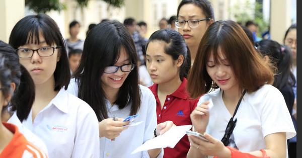 ĐH Quốc gia Hà Nội công bố mẫu bài thi đánh giá năng lực vào tháng 3