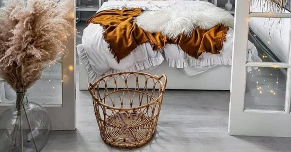 10 mẫu giỏ lưu trữ khiến căn nhà không chỉ gọn gàng mà còn vô cùng sành điệu đang được tìm mua nhiều nhất trên mạng