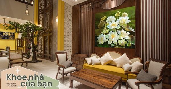 Nhà phố đẹp bình yên, tĩnh tại mang phong cách Á Đông ở Buôn Ma Thuột - giá vàng 9999 hôm nay 1011