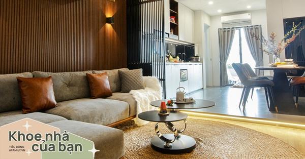 Ngắm căn hộ rộng 90m² có cách thiết kế rất thông minh ở Hà Đông với chi phí 500 triệu đồng