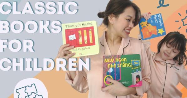 7 cuốn sách kinh điển đặt nền móng trí tuệ cho bé từ 0-6 tuổi, bạn đã mua được bao nhiêu quyển cho con rồi?