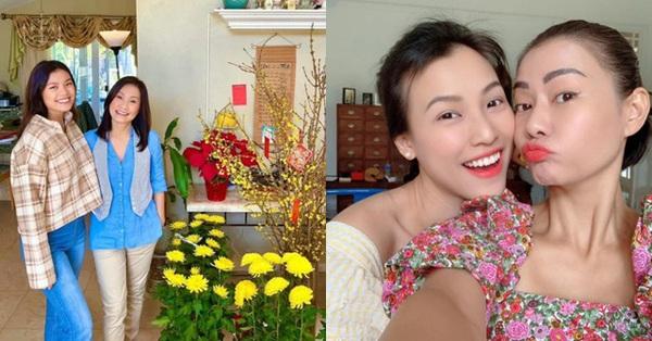 Sao Vbiz ngày 30 Tết: Trấn Thành và Hari Won tình tứ, dàn hậu trổ tài gái đảm, countdown đón năm Tân Sửu 2021!