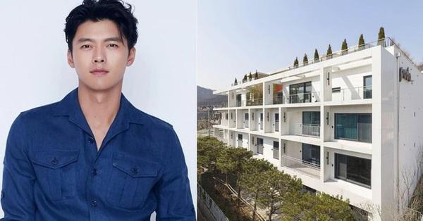 Penthouse mới giá gần 100 tỷ của Hyun Bin gây choáng ngợp vì độ sang chảnh