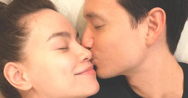 Cứ tưởng bỏ lỡ mất Valentine, cuối ngày Kim Lý bất ngờ tung ảnh độc với vợ yêu Hồ Ngọc Hà