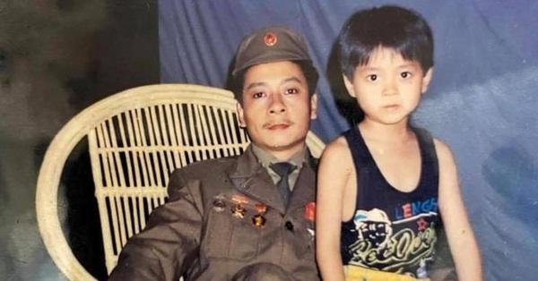 """Hai con trai cố NSND Hoàng Dũng cùng những lời nhắn nhủ cuối cùng cho bố: """"Con hẹn bố ở một nơi khác, con yêu bố"""""""