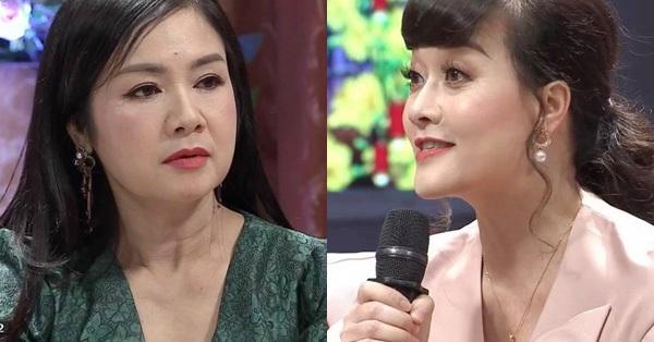 """NSND Thu Hà - Vân Dung diễn lại cảnh dằn mặt nhau trong """"Hướng dương ngược  nắng"""" khiến khán giả trầm trồ """"đúng là diễn viên thực lực!"""" - VNReview Tin  mới nhất"""