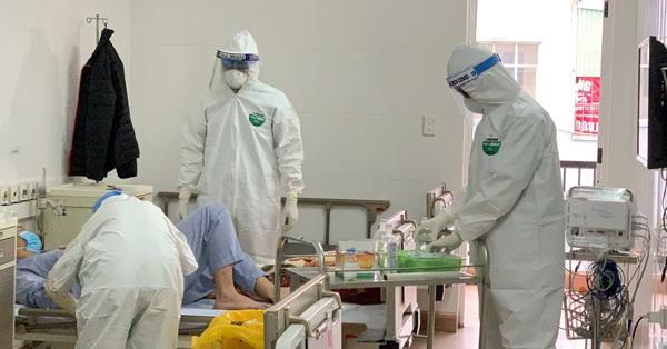 Chiều 16/2: Bộ Y tế công bố 40 ca mắc Covid-19