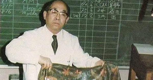 Bác sĩ Nhật tài trợ tiền xăm mình cho người nghèo rồi làm một việc