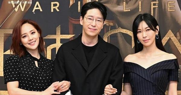 Cuộc chiến thượng lưu phần 2: Seo Jin - Oh Yoon Hee