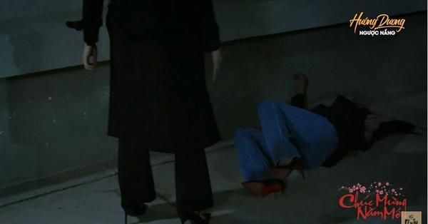 """Hướng dương ngược nắng"""" phần 2 cực căng: Châu tát Minh với đôi tay đầy máu,  ăn mặc như chị đại đến gặp Kiên - VNReview Tin mới nhất"""
