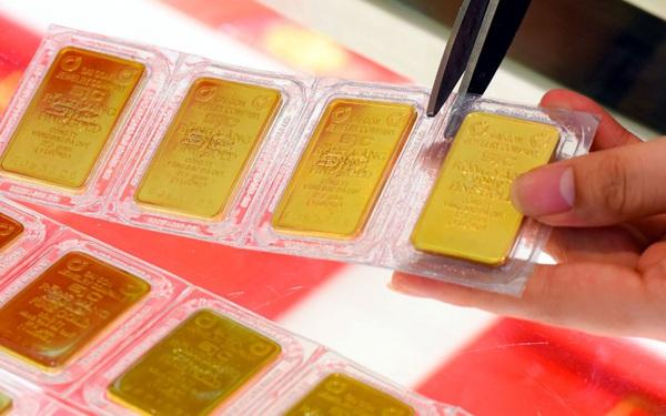 Giá vàng SJC giảm mạnh trước ngày Vía Thần tài - giá vàng sjc