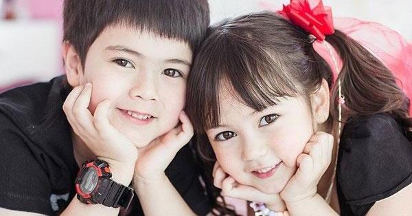Hai thiên thần nhí đẹp nhất Thái Lan từng gây bão MXH, sau 7 năm ngoại hình hiện tại khiến nhiều người ngỡ ngàng
