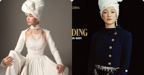 Học từ đại Hoa Đán Châu Tấn, stylist biến Châu Bùi thành minh tinh màn bạc của thập niên 70