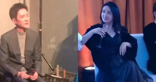 Hình ảnh đối lập của Triệu Lệ Dĩnh và Phùng Thiệu Phong khiến netizen nhận xét: