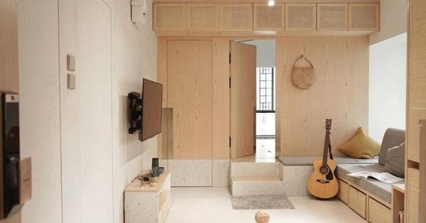 Căn hộ 12m² với cách bố trí nội thất thông minh