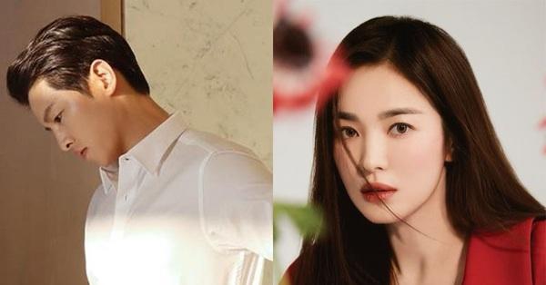 Song Joong Ki vừa leo top từ khóa nhờ vẻ ngoài đẹp khó cưỡng, Song Hye Kyo lập tức có động thái gây chú ý
