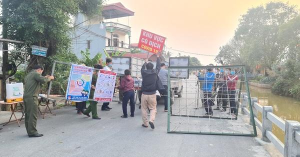 Hải Phòng: Xử phạt nữ giáo viên về Hải Dương ăn Tết khai báo y tế không trung thực
