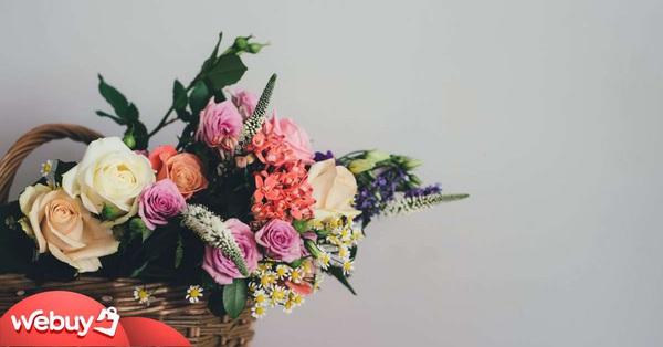 Gợi ý những địa chỉ đặt hoa tươi làm quà 8/3, ai nhận được cũng phải khen tấm tắc, tình cảm mẹ chồng nàng dâu đi lên, tặng sếp nữ đảm bảo được tăng lương!