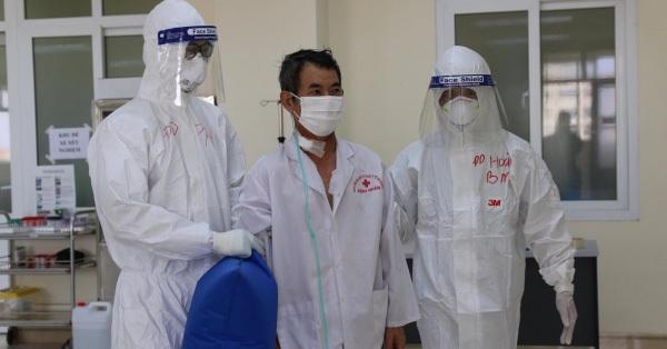 Nỗ lực tối đa chăm sóc đặc biệt cho bệnh nhân COVID-19 hiện nặng hơn BN91