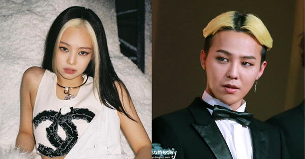G-Dragon và Jennie là
