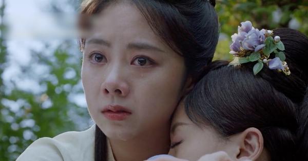Cẩm tâm tựa ngọc: Đàm Tùng Vận chiếm spotlight của Chung Hán Lương, bị chê kém sắc nhưng khóc thì cực đỉnh