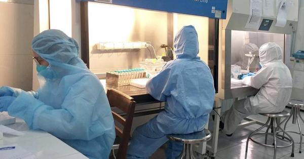 Mẫu bệnh phẩm của người đàn ông nghi nhiễm COVID-19 ở Bạc Liêu được Viện Pasteur TP.HCM xác định âm tính SARS-CoV-2