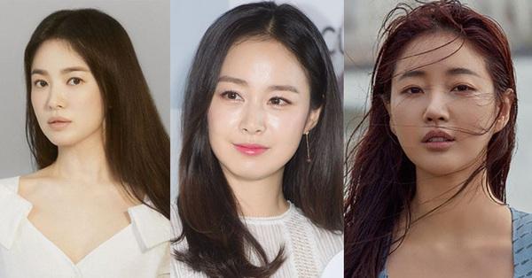 Top mỹ nhân Hàn Quốc sở hữu vẻ đẹp trẻ trung ở tuổi U40: Nhiều lần lộ dấu hiệu lão hóa nhưng Kim Tae Hee vẫn vượt mặt Song Hye Kyo