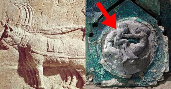 Mày mò tìm kiếm ở thành phố diệt vong Pompeii, các nhà khoa học sửng sốt khi khám phá ra thứ