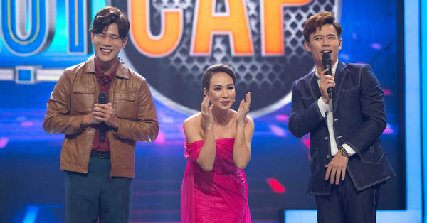 Uyên Linh xấu hổ vì lỡ miệng nhắc tên tình cũ trên sóng truyền hình