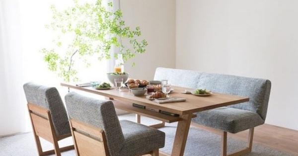 Cách bố trí bàn ăn giúp những căn bếp nhỏ trở nên rộng rãi bất ngờ