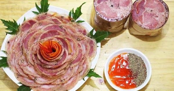 7 loại giò ngon nức tiếng không thể thiếu trong ngày Tết cổ truyền Việt Nam