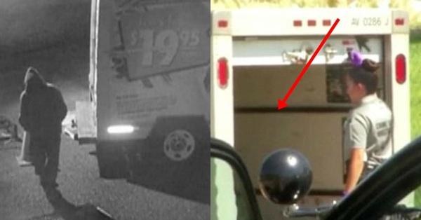 Liều mạng ăn cắp chiếc ô tô, 3 tên cướp mở thùng xe ra liền