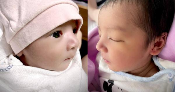 Bé gái Đắk Nông vừa chào đời đã gây sốt mạng xã hội vì sở hữu gương mặt như thiên thần,