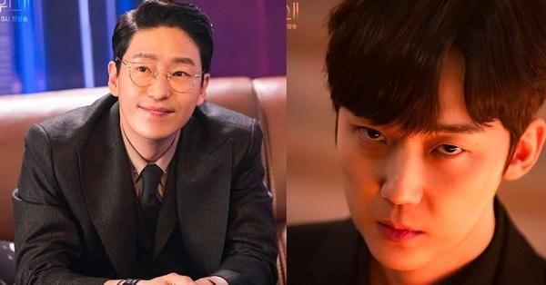 Cuộc chiến thượng lưu phần 2: Ju Dan Tae lộ diện với tạo hình điển trai nhưng chồng cũ Seo Jin lại chiếm spotlight vì đôi mắt máu lạnh